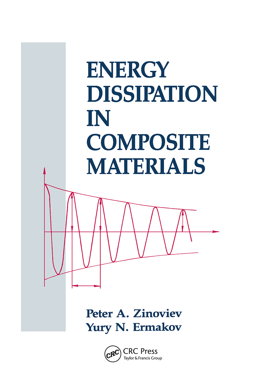 Energy Dissipation in Composite Materials: 1st Edition (Hardback) book cover