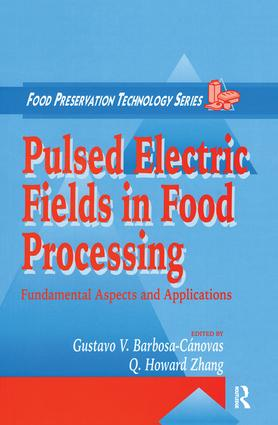 Pulsed Electric Fields in Food Processing: Fundamental Aspects and Applications, 1st Edition (Hardback) book cover