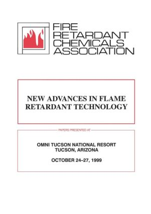 Frca: New Advances in Flame Retardant Technology (Hardback) book cover