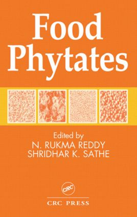 Food Phytates: 1st Edition (Hardback) book cover