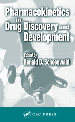 Pharmacokinetics in Drug Discovery and Development: 1st Edition (Hardback) book cover