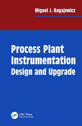 Process Plant Instrumentation: Design and Upgrade, 1st Edition (Hardback) book cover