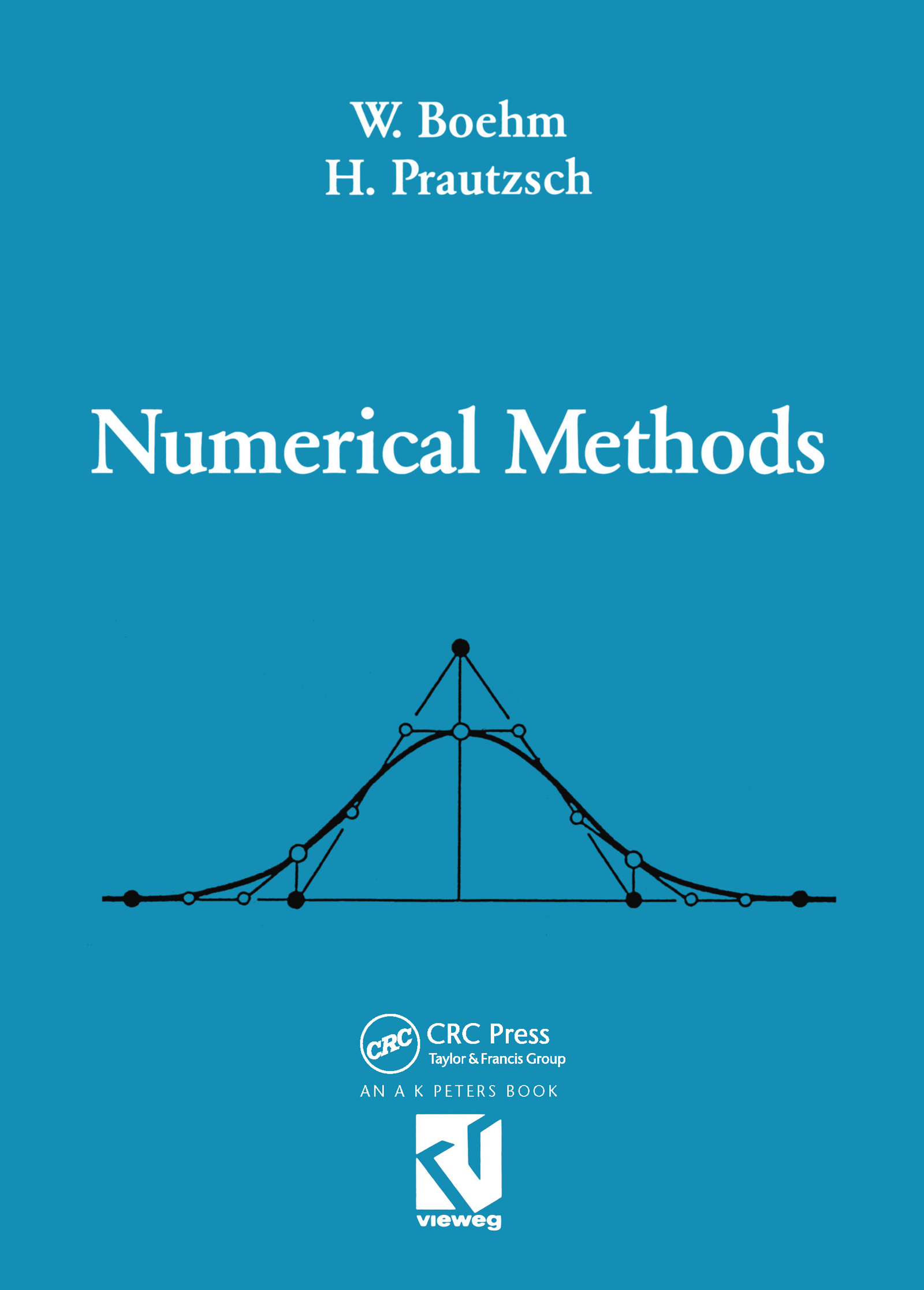 Numerical Methods: 1st Edition (Paperback) book cover