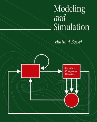 Modeling and Simulation: 1st Edition (Hardback) book cover