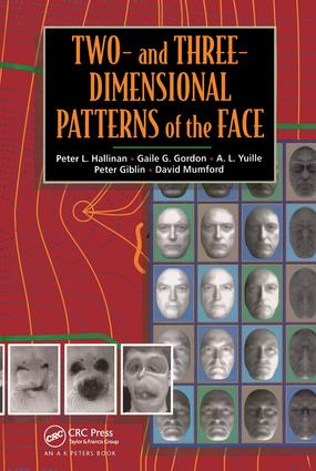 Two- and Three-Dimensional Patterns of the Face: 1st Edition (Hardback) book cover