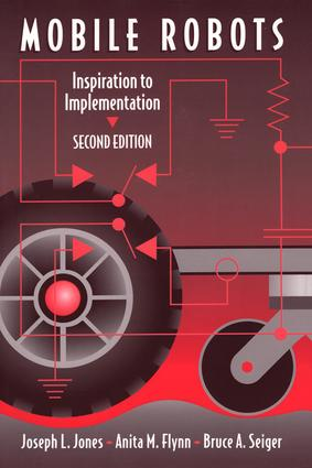 Mobile Robots: Inspiration to Implementation, Second Edition, 2nd Edition (Hardback) book cover