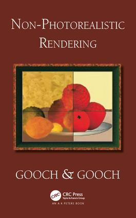 Non-Photorealistic Rendering: 1st Edition (Hardback) book cover