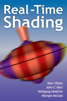 Real-Time Shading: 1st Edition (Hardback) book cover