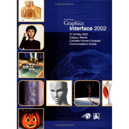 Graphics Interface 2002: 9th Edition (Paperback) book cover