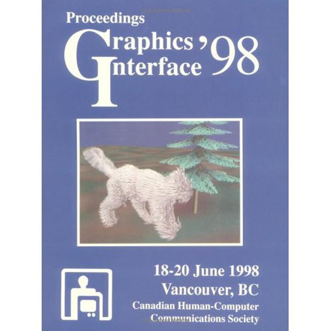 Graphics Interface 1998: 6th Edition (Paperback) book cover
