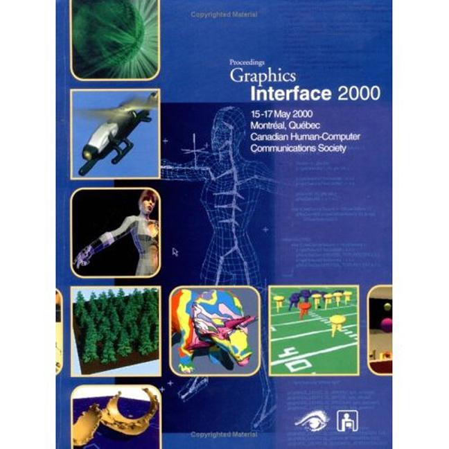 Graphics Interface 2000: 7th Edition (Paperback) book cover