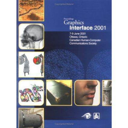 Graphics Interface 2001: 8th Edition (Paperback) book cover