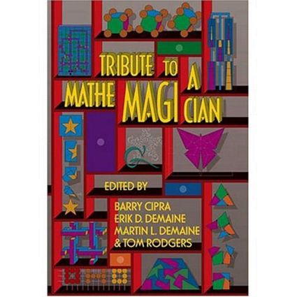 Tribute to a Mathemagician: 1st Edition (Hardback) book cover