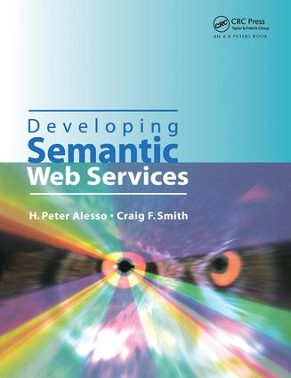 Developing Semantic Web Services: 1st Edition (Paperback) book cover