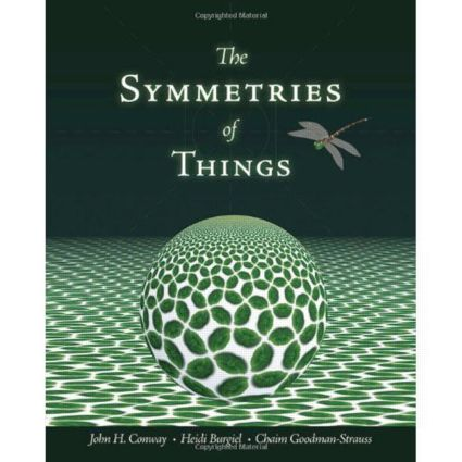 The Symmetries of Things: 1st Edition (Hardback) book cover