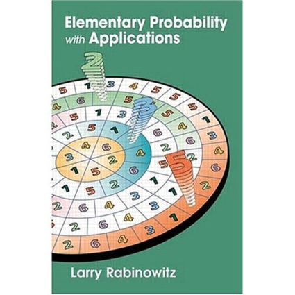 Elementary Probability with Applications: 1st Edition (Hardback) book cover