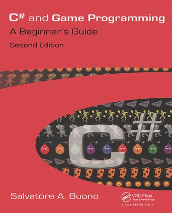 C# and Game Programming: A Beginner's Guide book cover