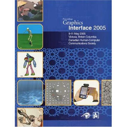 Graphics Interface 2005: 12th Edition (Paperback) book cover