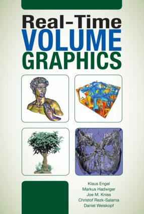 Real-Time Volume Graphics: 1st Edition (Hardback) book cover