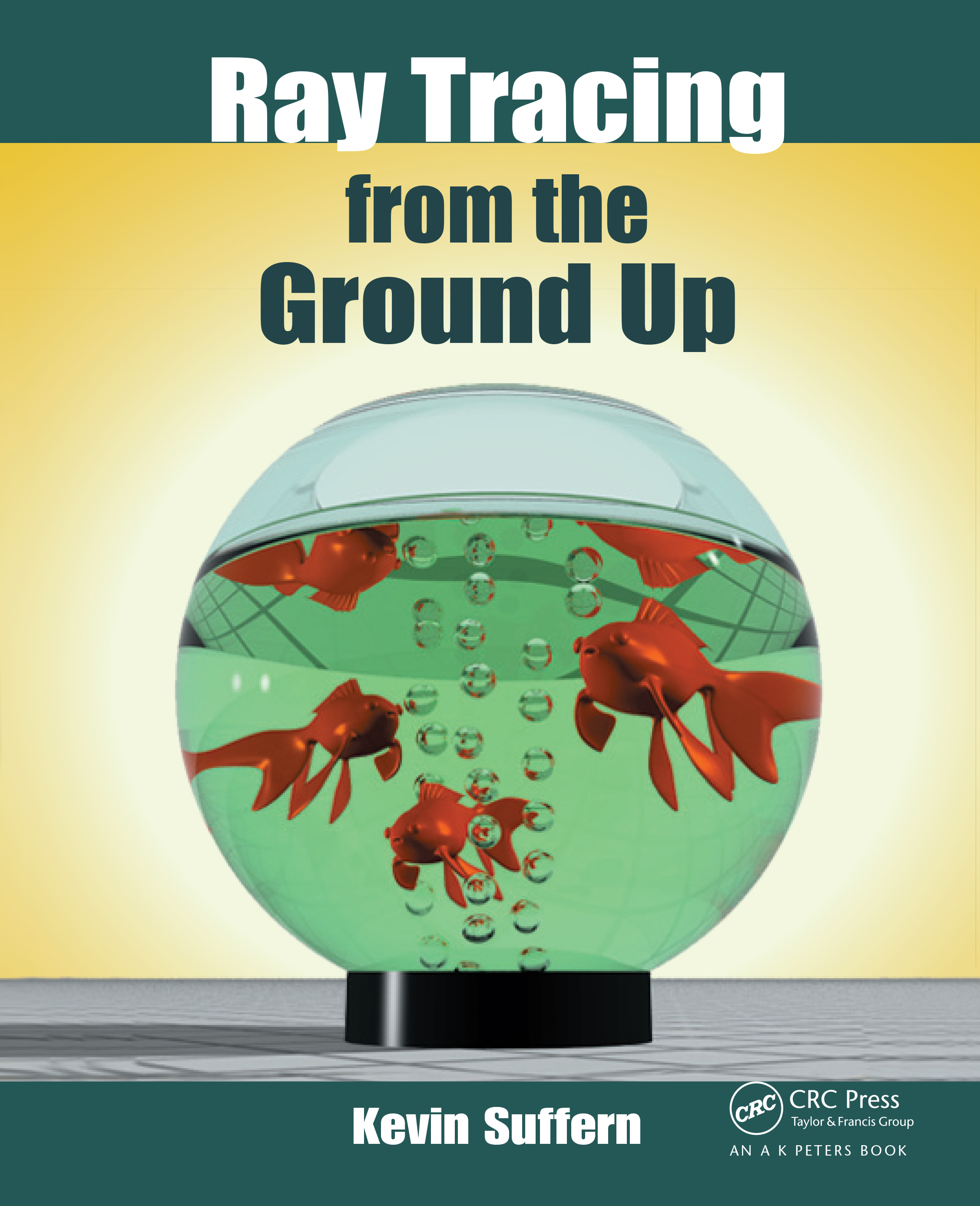 Ray Tracing from the Ground Up book cover