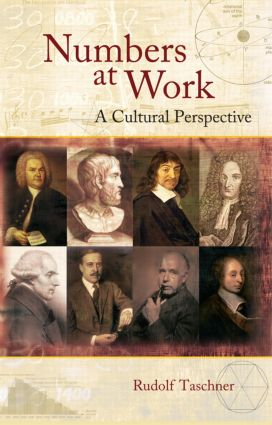 Numbers at Work: A Cultural Perspective, 1st Edition (Hardback) book cover