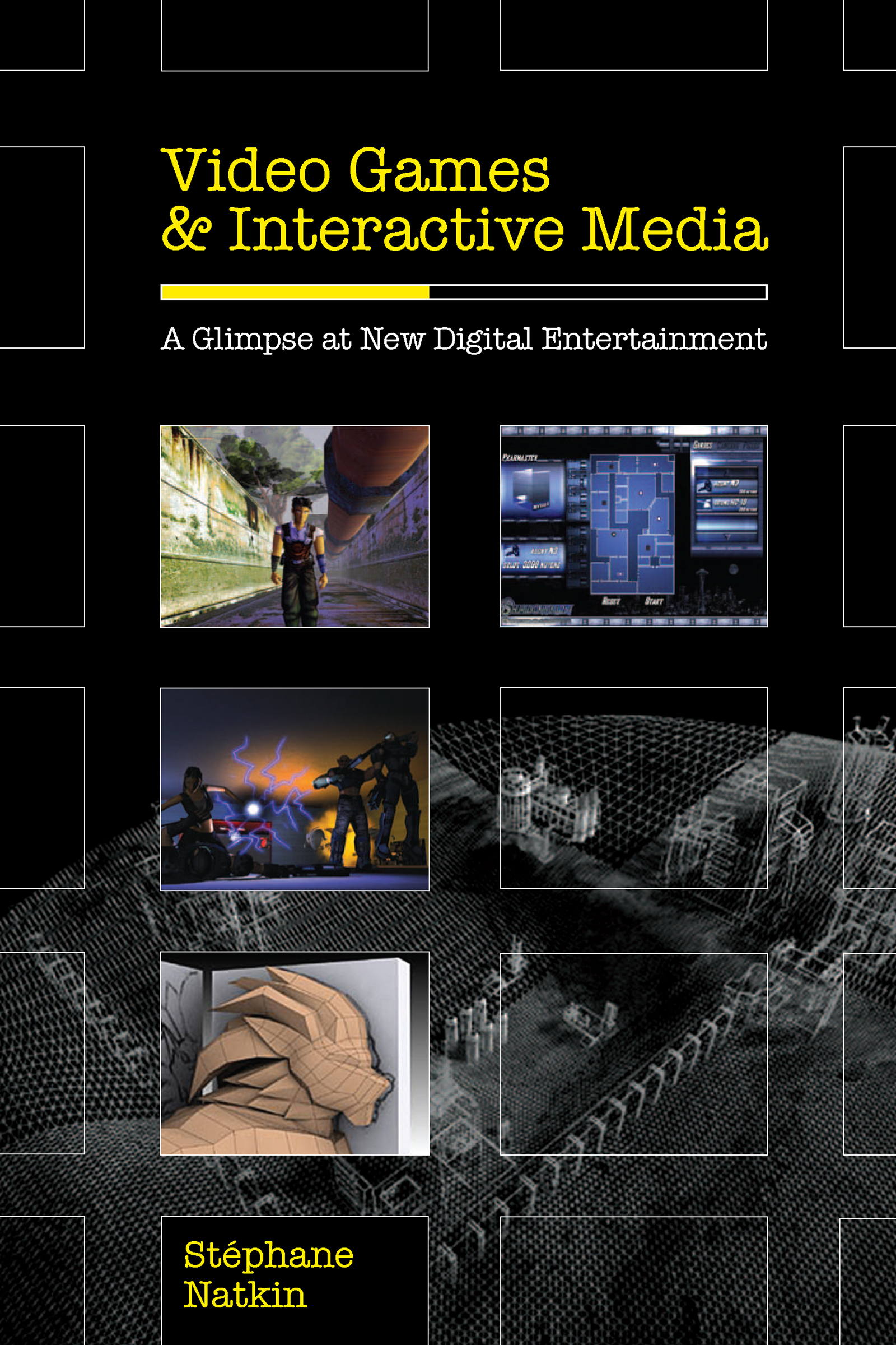 Video Games and Interactive Media (Paperback) book cover