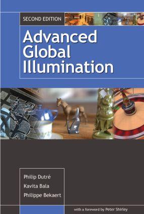 Advanced Global Illumination: 2nd Edition (Hardback) book cover