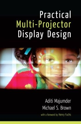 Practical Multi-Projector Display Design: 1st Edition (Hardback) book cover
