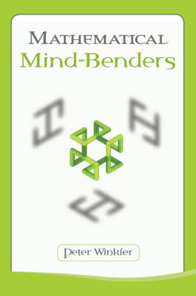 Mathematical Mind-Benders: 1st Edition (Paperback) book cover