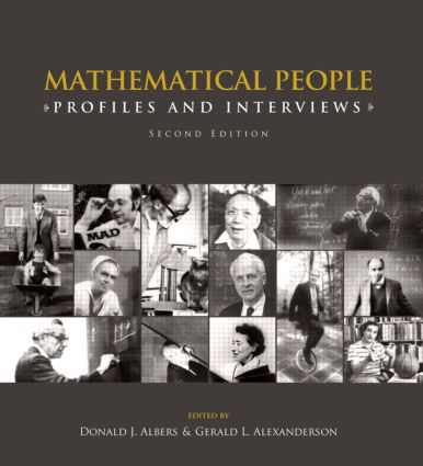 Mathematical People: Profiles and Interviews, 2nd Edition (Hardback) book cover