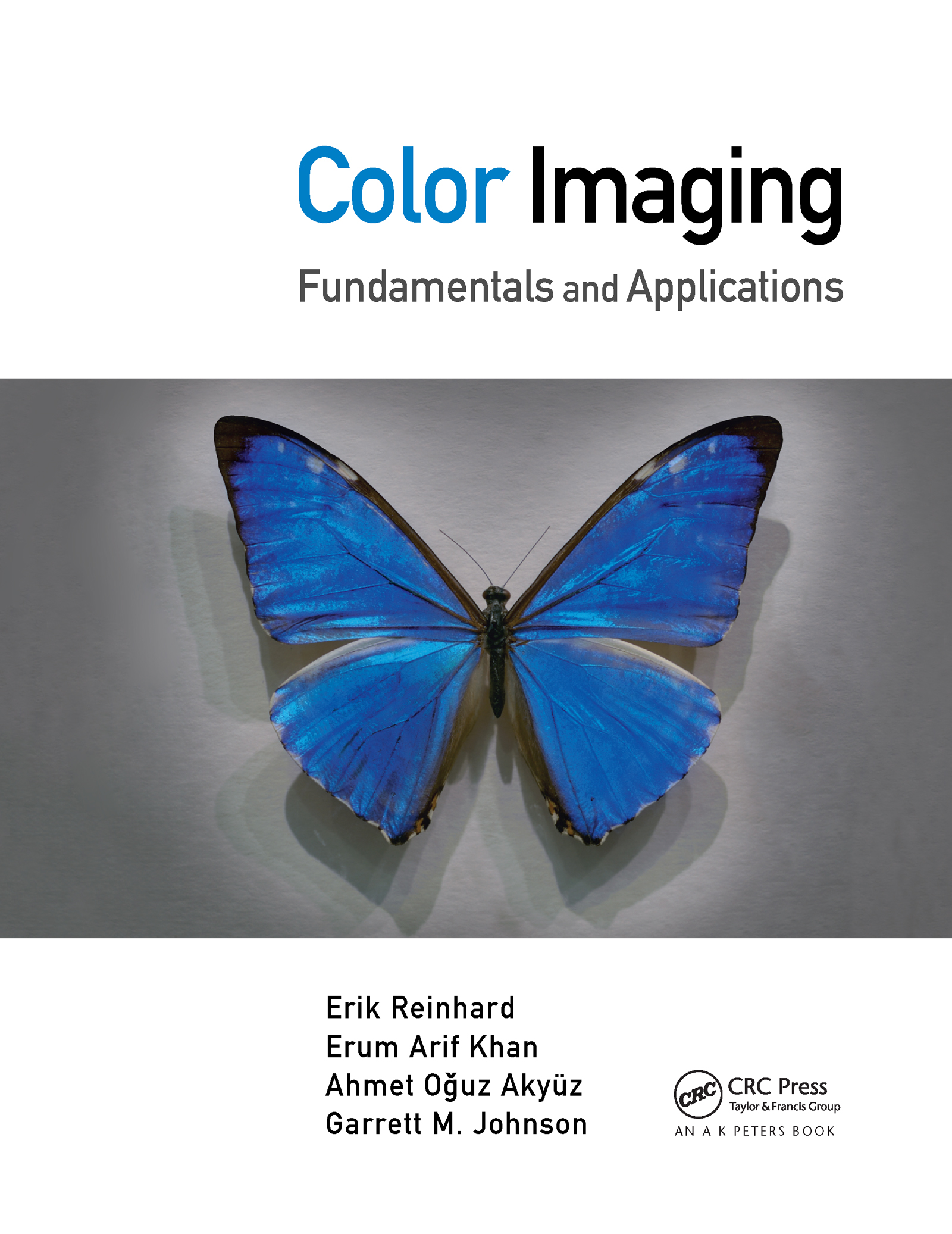 Color Imaging: Fundamentals and Applications, 1st Edition (Hardback) book cover