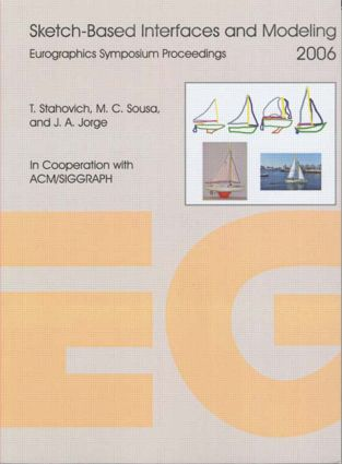 Sketch-Based Interfaces and Modeling 06: 1st Edition (Paperback) book cover