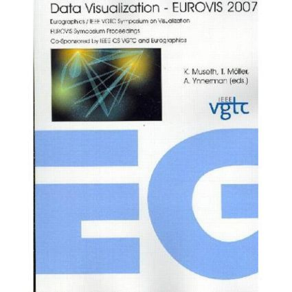 Data Visualization 2007: 1st Edition (Paperback) book cover
