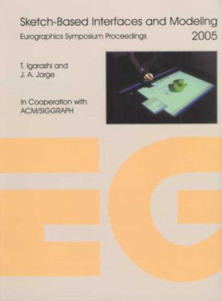 Sketch-Based Interfaces and Modeling 2005: 1st Edition (Paperback) book cover