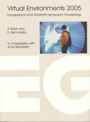 Virtual Environments 2005: 1st Edition (Paperback) book cover