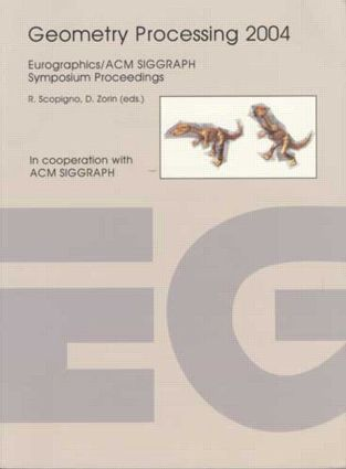 Geometry Processing 2004: 1st Edition (Paperback) book cover