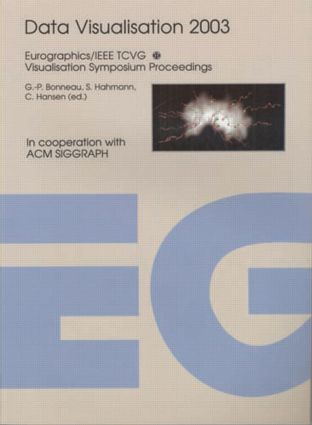 Data Visualization 2003: 1st Edition (Paperback) book cover
