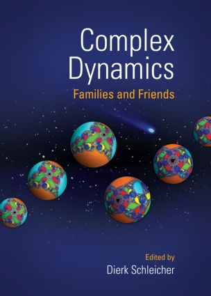 Complex Dynamics: Families and Friends, 1st Edition (Hardback) book cover