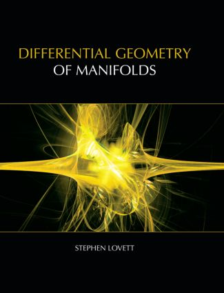 Differential Geometry of Manifolds: 1st Edition (Hardback) book cover