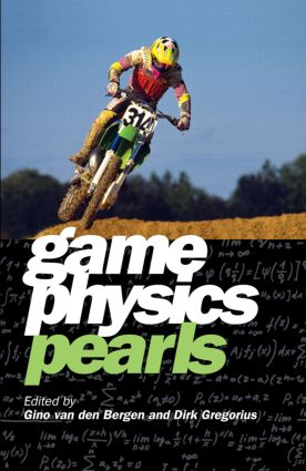Game Physics Pearls: 1st Edition (Hardback) book cover