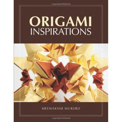 Origami Inspirations: 1st Edition (Paperback) book cover