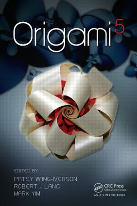 Origami 5: Fifth International Meeting of Origami Science, Mathematics, and Education (Paperback) book cover