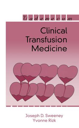 Clinical Transfusion Medicine