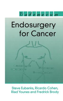 Endosurgery for Cancer