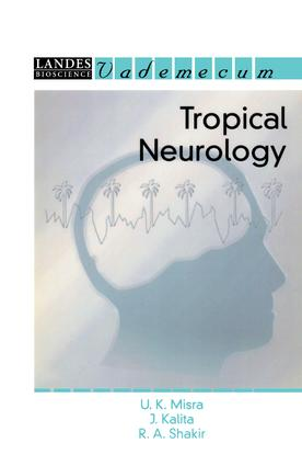 Tropical Neurology: 1st Edition (Paperback) book cover