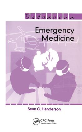 Emergency Medicine: 1st Edition (Paperback) book cover