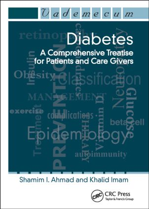 Diabetes: A Comprehensive Treatise for Patients and Care Givers, 1st Edition (Paperback) book cover