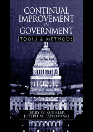 Continual Improvement in Government Tools and Methods