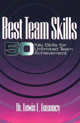 Best Team Skills: Fifty Key Skills for Unlimited Team Achievement book cover