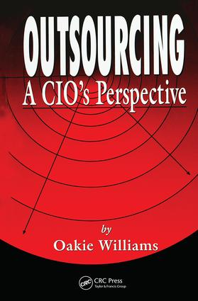 Outsourcing: A CIO's Perspective, 1st Edition (Hardback) book cover